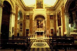Chiesa San Tommaso ai Cenci