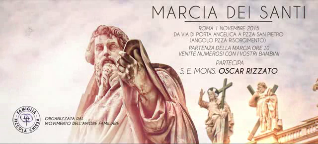 Marcia dei Santi